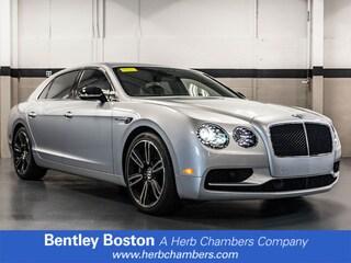 New 2018 Bentley Flying Spur V8 S Sedan 769 for sale near Boston, MA