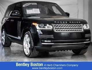 Used Lamborghini  2014 Land Rover Range Rover Supercharged Autobiography SUV L266A for sale near you in Wayland, MA near Boston