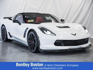 Used 2017 Chevrolet Corvette Grand Sport 2LT Coupe Boston