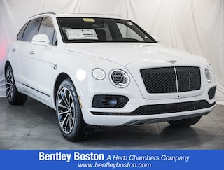 New 2019 Bentley Bentayga V8 SUV in Boston, MA