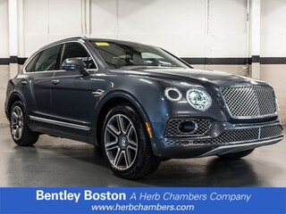 New 2018 Bentley Bentayga Activity SUV 763 in Boston, MA