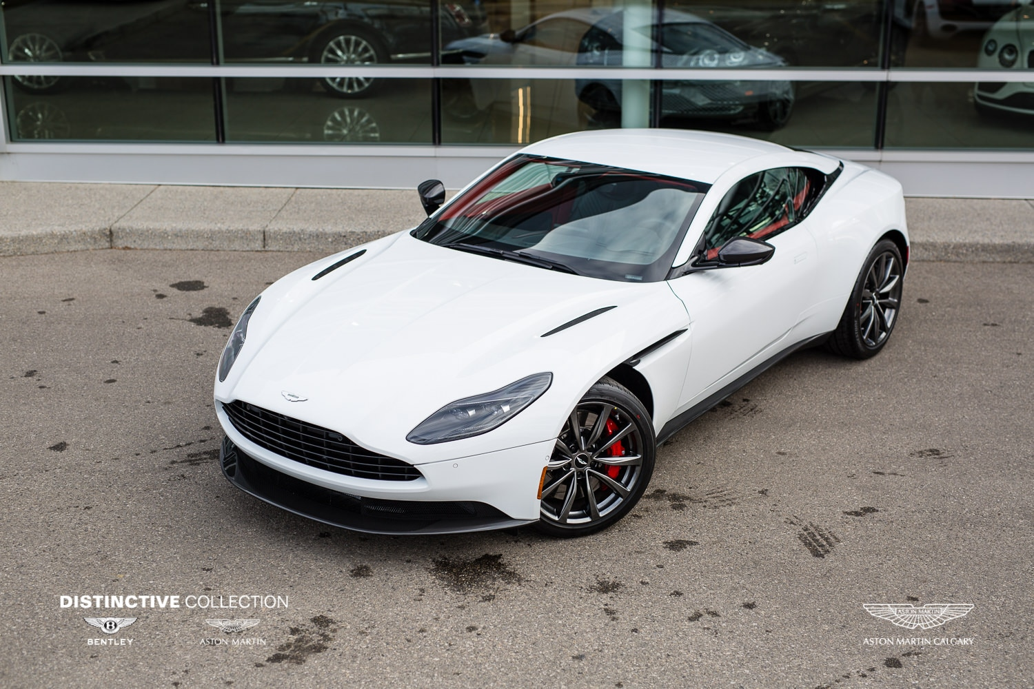 new 2018 aston martin db11 for sale | calgary ab
