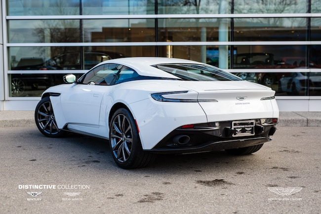 New 2018 Aston Martin Db11 For Sale Calgary Ab