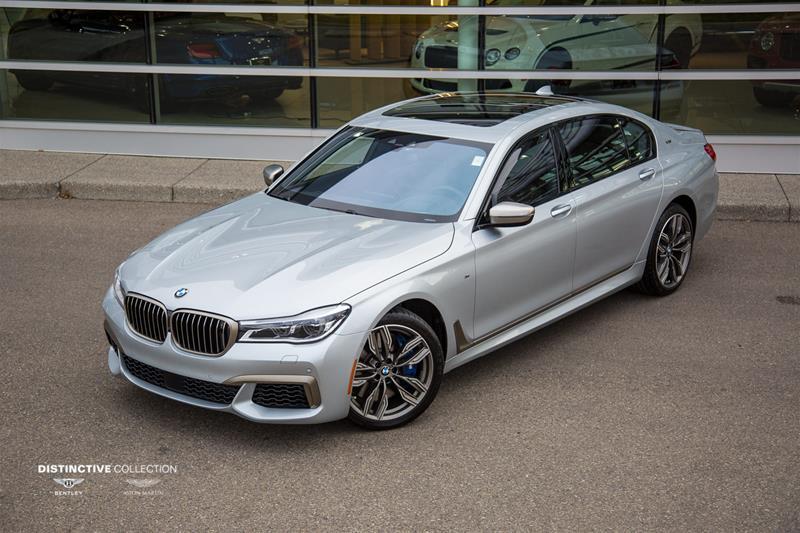2018 BMW M760Li Li xDrive Sedan