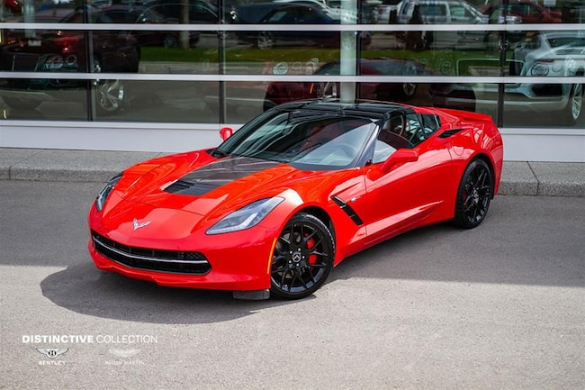 2016 Chevrolet Corvette Stingray Z51 Coupe