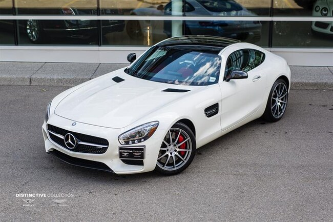 2016 Mercedes-Benz AMG GT S S Coupe