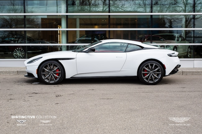 New 2018 Aston Martin Db11 For Sale Calgary Ab