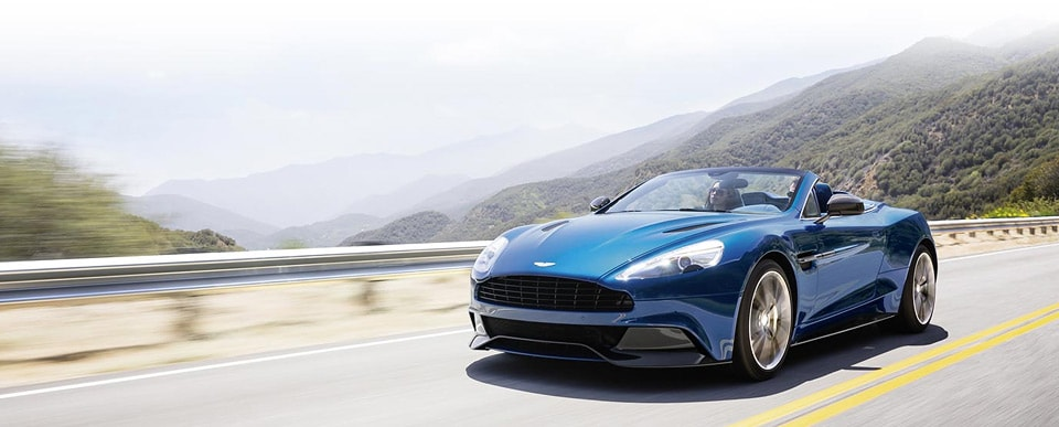 New Aston Martin Bentley Models Available At Distinctive Collection