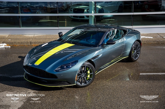 2019 Aston Martin DB11 V12 AMR Coupe