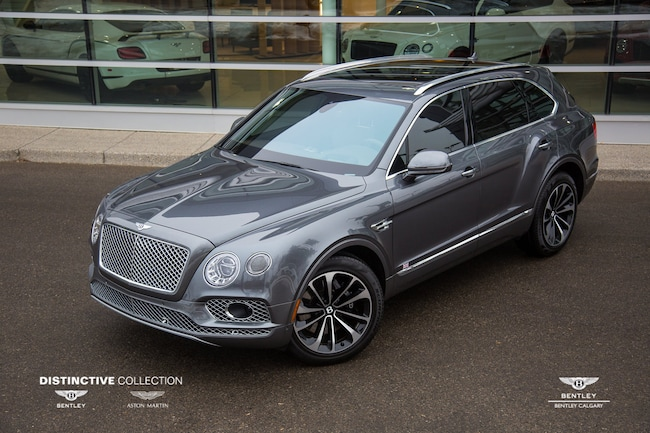 2018 Bentley Bentayga W12 Signature SUV