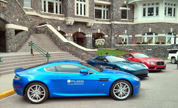 Distinctive Collection New Aston Martin Bentley Dealership In