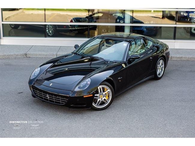 2007 Ferrari 612 Scaglietti 60th Year Anniversary Coupe
