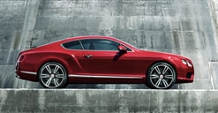The All-New Bentley Continental GT and GTC V8