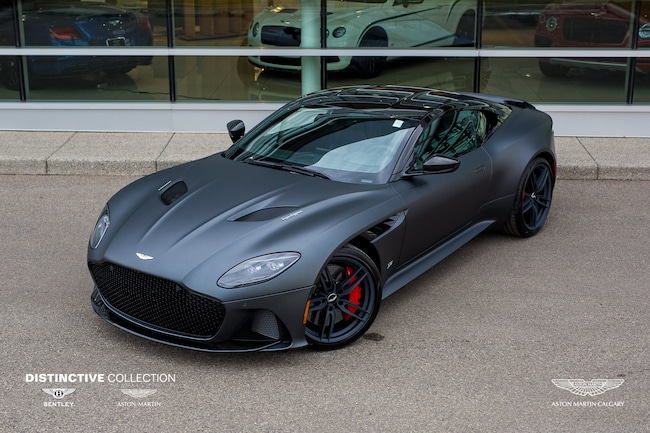 New 2019 Aston Martin Dbs For Sale Calgary Ab