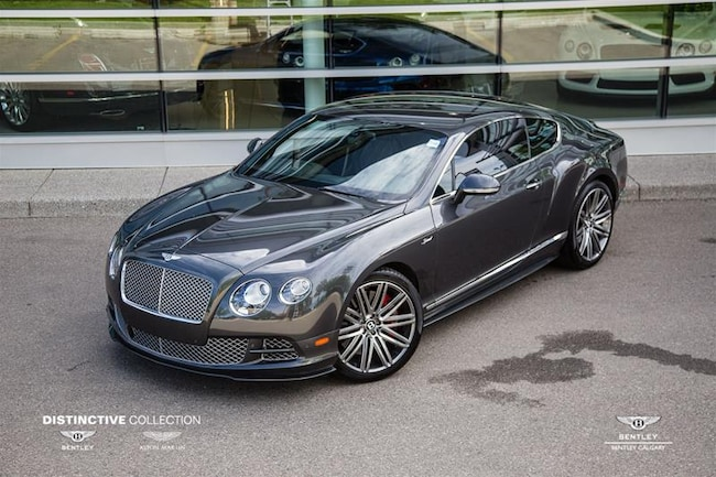 used 2015 bentley continental gt speed for sale | calgary ab