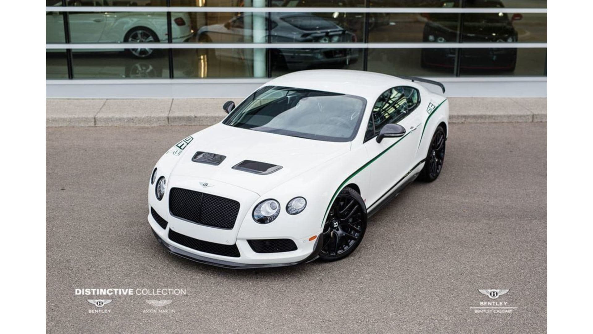 2015 Bentley Continental GT3 GT3-R Coupe