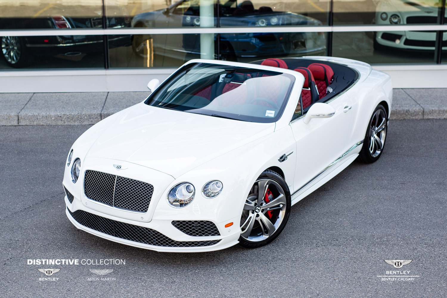 2018 Bentley Continental GT Speed Convertib Convertible