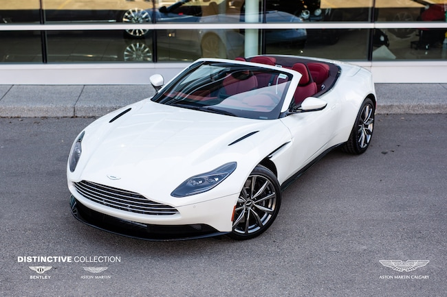 New 2019 Aston Martin Db11 For Sale Calgary Ab