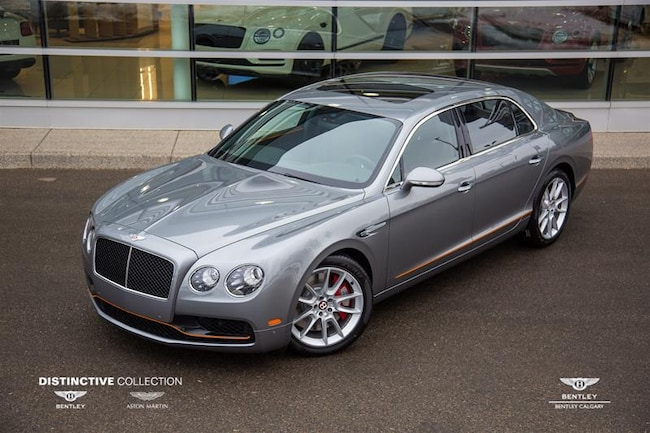2018 Bentley Flying Spur V8 S Sedan