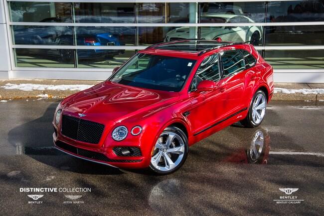New 2019 Bentley Bentayga For Sale Calgary Ab
