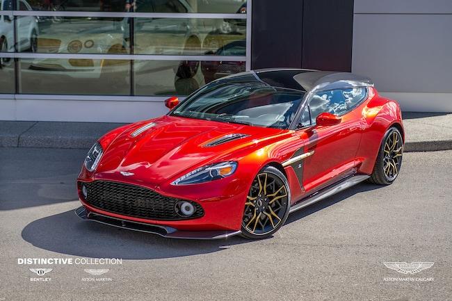 2019 Aston Martin Unlisted Item Zagato Shooting Brake Coupe