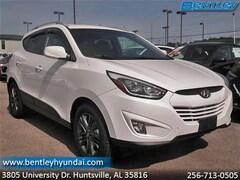 2015 Hyundai Tucson SE Front-wheel Drive