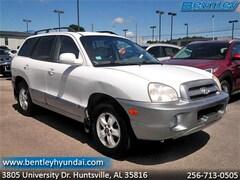 2006 Hyundai Santa Fe GLS Front-wheel Drive