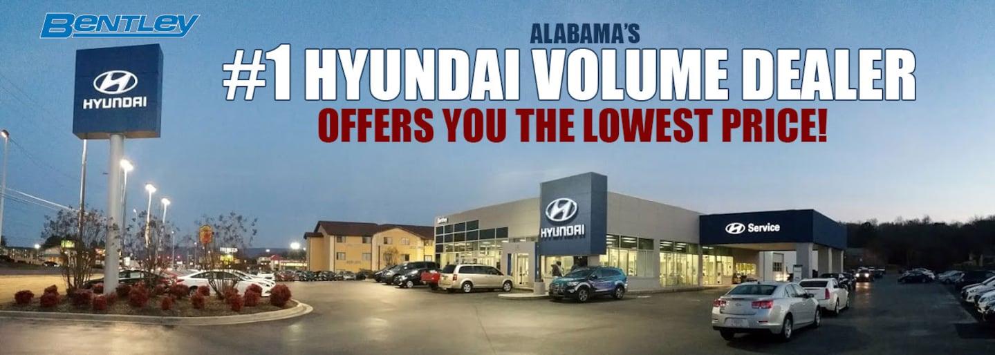 Bentley Hyundai   Hyundai Sales in Huntsville, AL