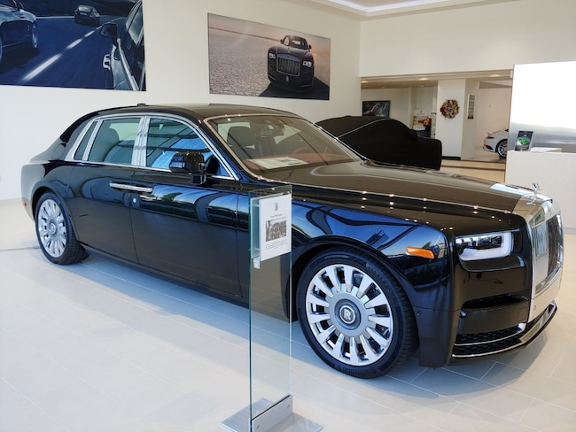 2019 Rolls-Royce Phantom Base Sedan
