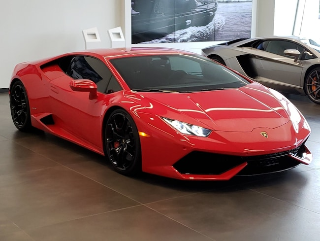 Used 2015 Lamborghini Huracan For Sale Fields Motorcars Orlando In