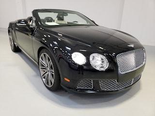 2014 Bentley Continental Speed Convertible
