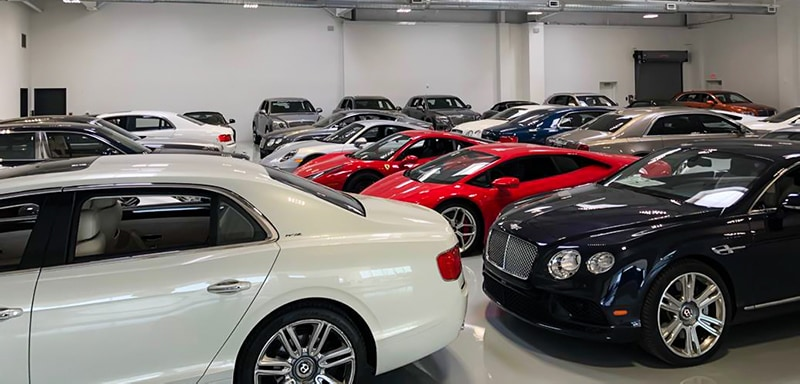 Discover Fields Motorcars Orlando Florida Luxury Car Dealership