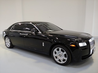 2012 Rolls-Royce Ghost Extended Wheel Base Sedan