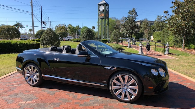 New 2018 Bentley Continental Gt For Sale At Fields Auto