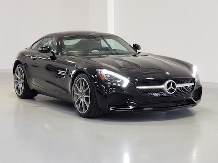 2016 Mercedes-Benz AMG GT S Coupe