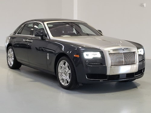 2015 Rolls-Royce Ghost Sedan