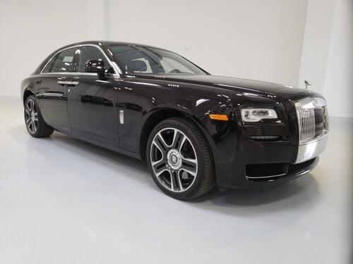 2017 Rolls-Royce Ghost Sedan