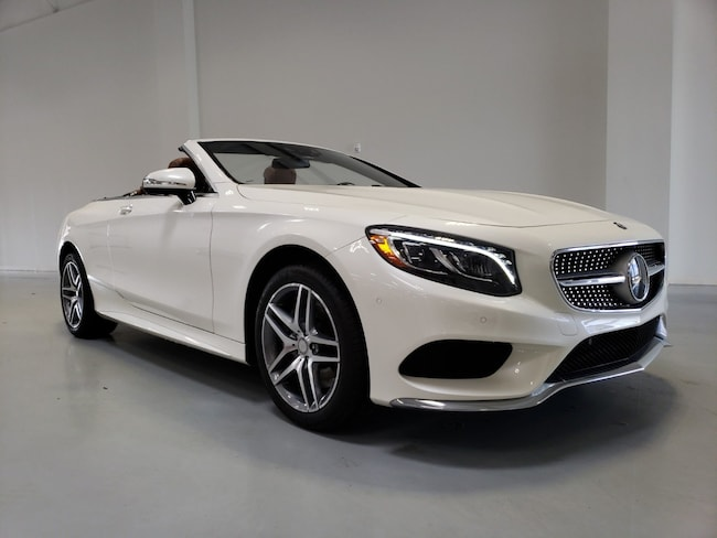 2017 Mercedes-Benz S-Class S 550 Cabriolet DYNAMIC_PREF_LABEL_AUTO_USED_DETAILS_INVENTORY_DETAIL1_ALTATTRIBUTEAFTER