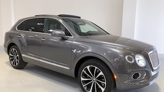 2018 Bentley Bentayga SUV