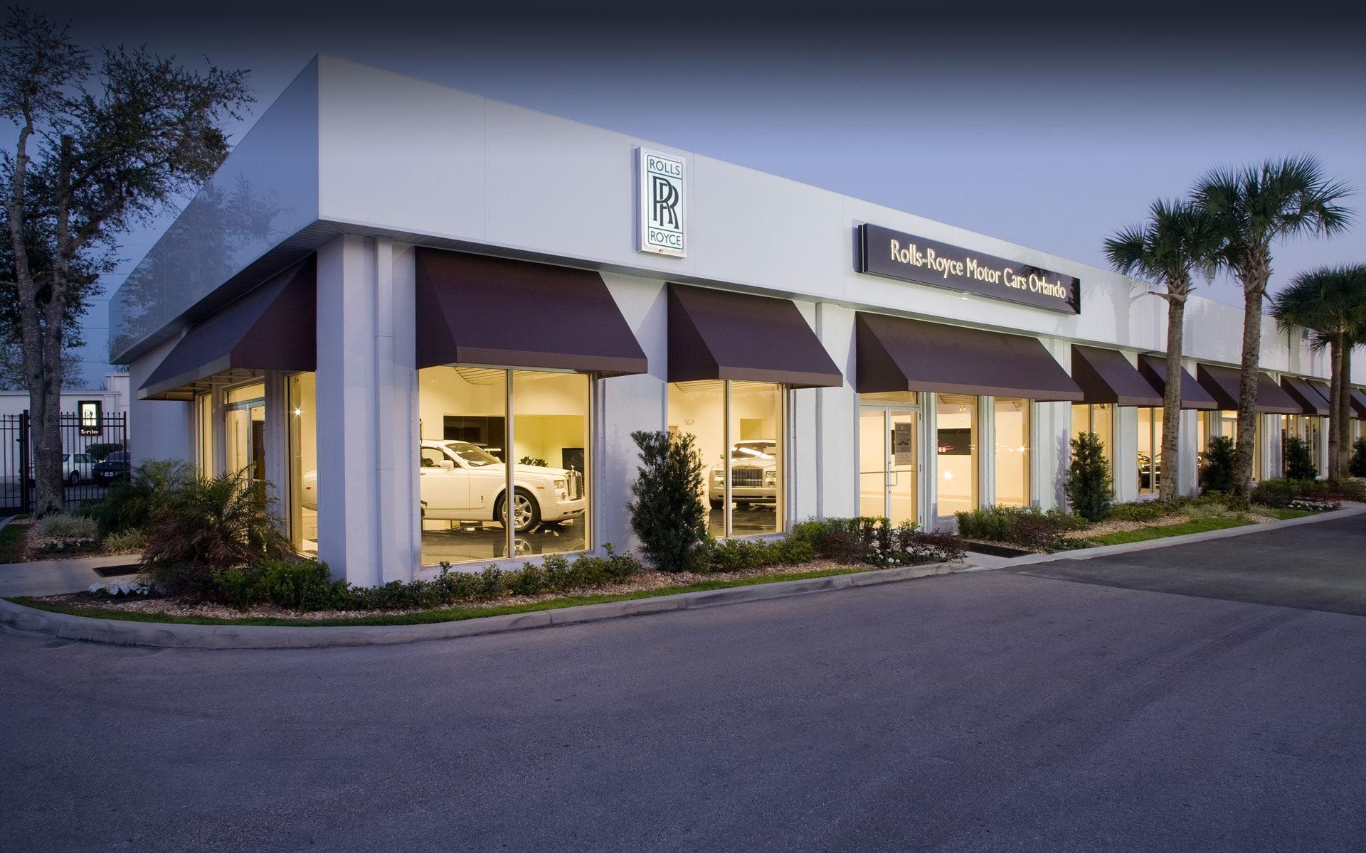 Fields Motorcars Orlando
