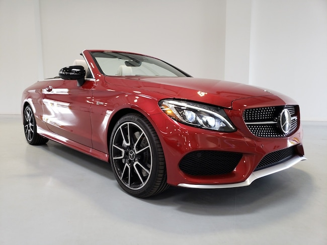 2018 Mercedes-Benz AMG C 43 AMG C 43 Convertible DYNAMIC_PREF_LABEL_AUTO_USED_DETAILS_INVENTORY_DETAIL1_ALTATTRIBUTEAFTER