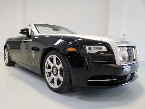 2016 Rolls-Royce Dawn Convertible