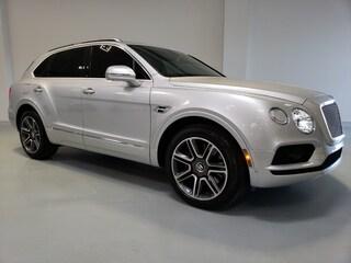 2018 Bentley Bentayga Activity Edition SUV