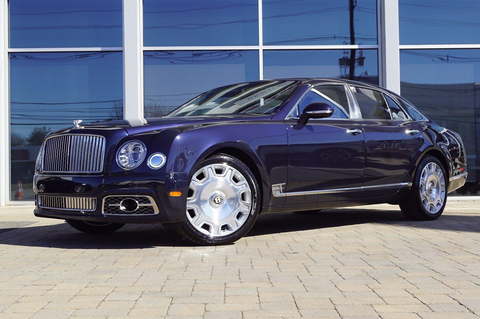 2019 Bentley Mulsanne Base Sedan