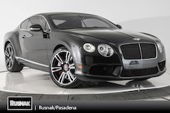 2015 Bentley Continental GT V8 Coupe
