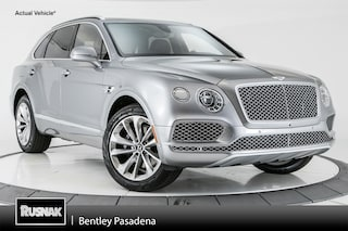2017 Bentley Bentayga W12 SUV