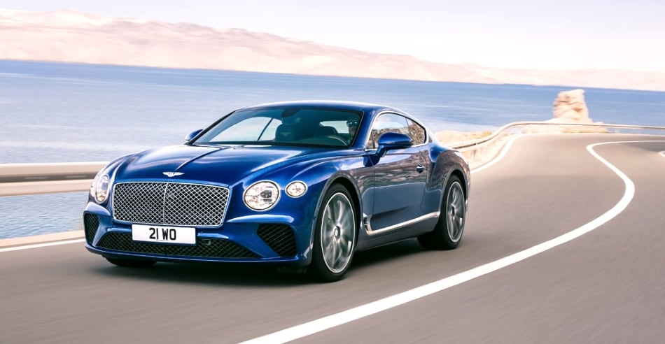 56536759942c New 2019 Bentley Continental GT delivers more of everything good