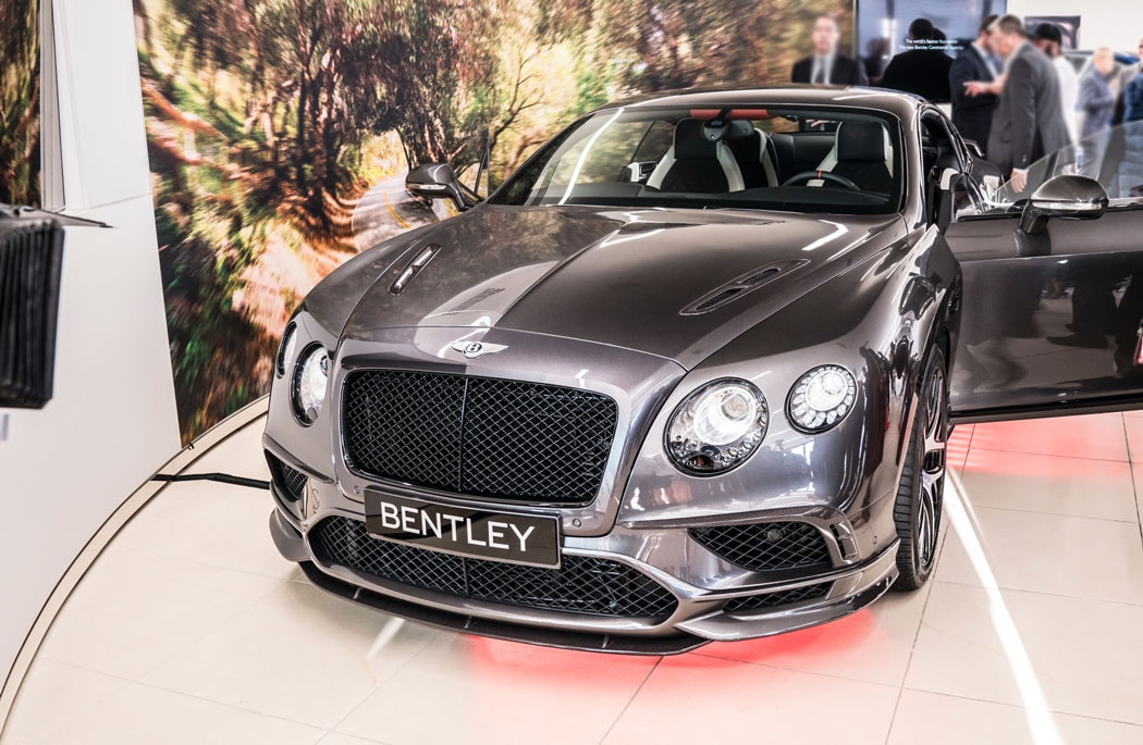 0ecd8d44d16a Bentley Vancouver reveals the new 336 km h Continental Supersports
