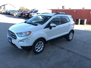 2018 Ford EcoSport SE SUNROOF/SYNC 3 TOUCH SCREEN/UPGRADED WHEELS SPORT UTILITY