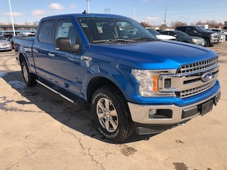 2019 Ford F-150 CREW CAB XTR PKG/SYNC 3 TOUCH SCREEN FORD PASS/CAM CREW CAB PICKUP